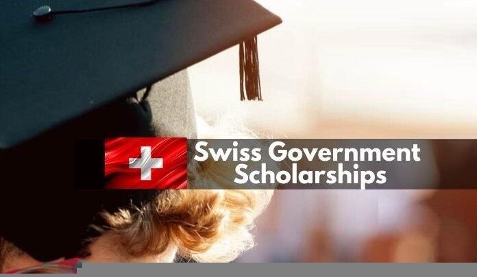 შვეიცარიის მთავრობის სადოქტორო, პოსტსადოქტორო და კვლევითი სტიპენდიები